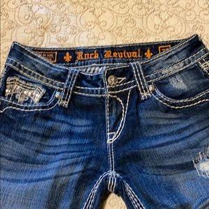 Rock Revival size 27 boot cut women's jeans